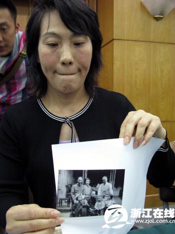 杭州亲友悼念钱学森首次公开珍藏照片(组图)