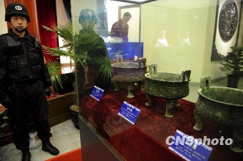 国家文物局:考虑补偿中国流失文物善意持有人