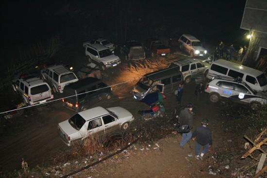 湖南安化致12人死亡杀人纵火案嫌犯被抓获
