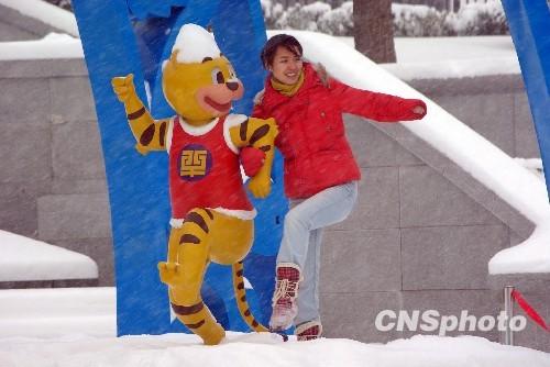 北京降雪量创近半世纪新高京津中小学四日停课