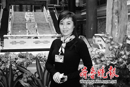 人大代表刘春梅建议为春晚引入竞争机制