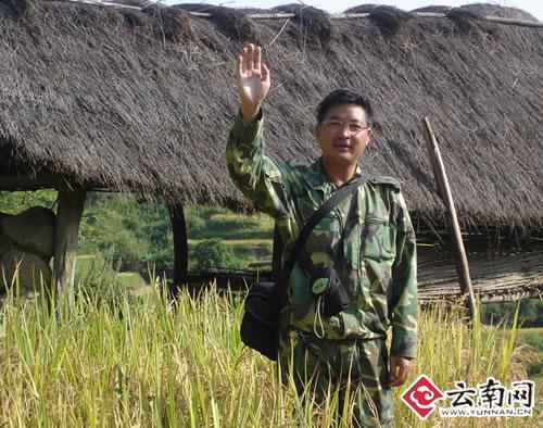 飘扬在平达乡上的一面旗帜:记优秀共产党员郑垧靖