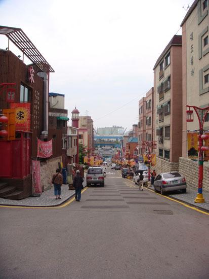 仁川唐人街