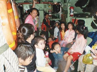 台湾宜兰26名幼童被暴雨困7小时后获救(图)