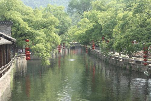 无锡惠山古镇