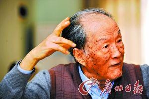 六人举报组成员之一陈永江,现为西安交大退休教授。 赵彬/CFP供图