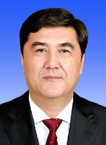 新疆维吾尔自治区主席努尔•白克力