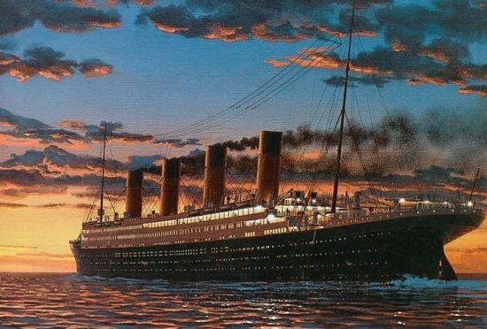 我国造船厂承建泰坦尼克二号 预计2016年首航图片