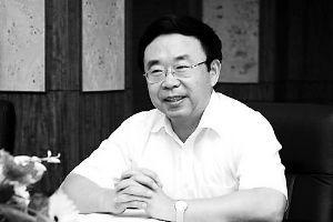 山东省原副省长黄胜。人民网照片