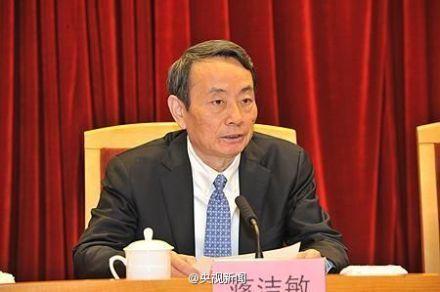 国资委主任蒋洁敏。(资料图)