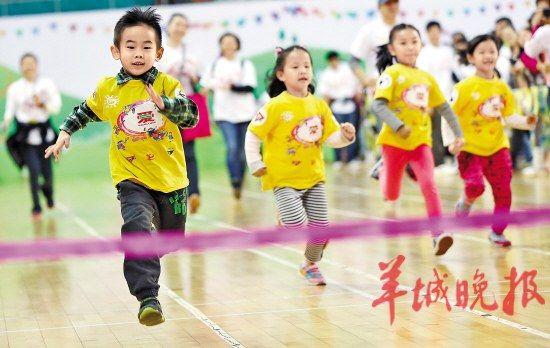 唐氏征患儿跑步不输健康儿童