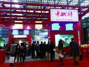 南京中科集团参展第十五届高交会