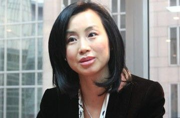 员工表示,他们听到的消息是董事长刘迎霞到美国治病。