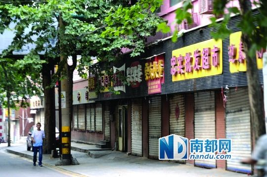 7月1日16时许,应该正是各家餐馆忙活的时候,而济南多家个体餐饮店集体关门歇业。