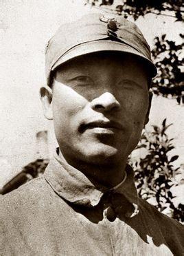 资料图:彭雪枫,中国工农红军和新四军高级将领。