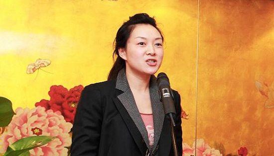 江苏无锡市高新技术开发区宣传部部长余敏燕。图片来源:网络