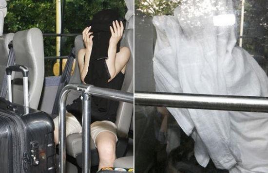 这两名韩籍女性均为此前在广东惠州确诊的MERS患者K某的密切接触者,她们将被隔离14日。
