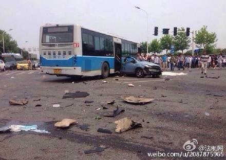南京宝马肇事案司法鉴定过程披露