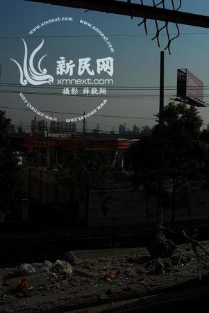 上海公安局称加油站爆炸造成4人死亡2人重伤