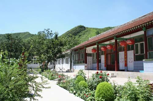 图文:天津最美乡村评选候选村庄前甘涧村