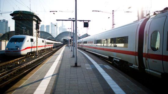 德国铁路公司方案将来推销国家的列车及配套。