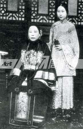 张爱玲和李鸿章家的女人们