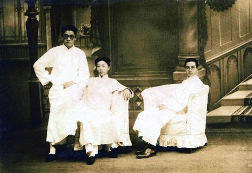 台湾作家张至璋讲述大陆寻父52年历程