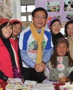 吴志扬政治理想:要打造一个干净政治厨房