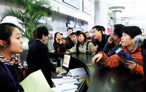 广州白云机场航班延误背后:民航缺乏信息透明