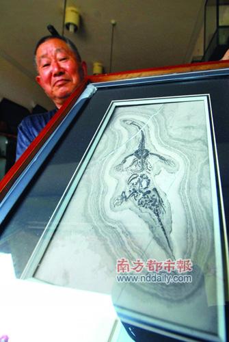 贵州化石盗卖猖獗珍贵古文物化石集体盗卖15年
