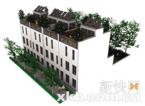 英国海选未来房屋设计图片