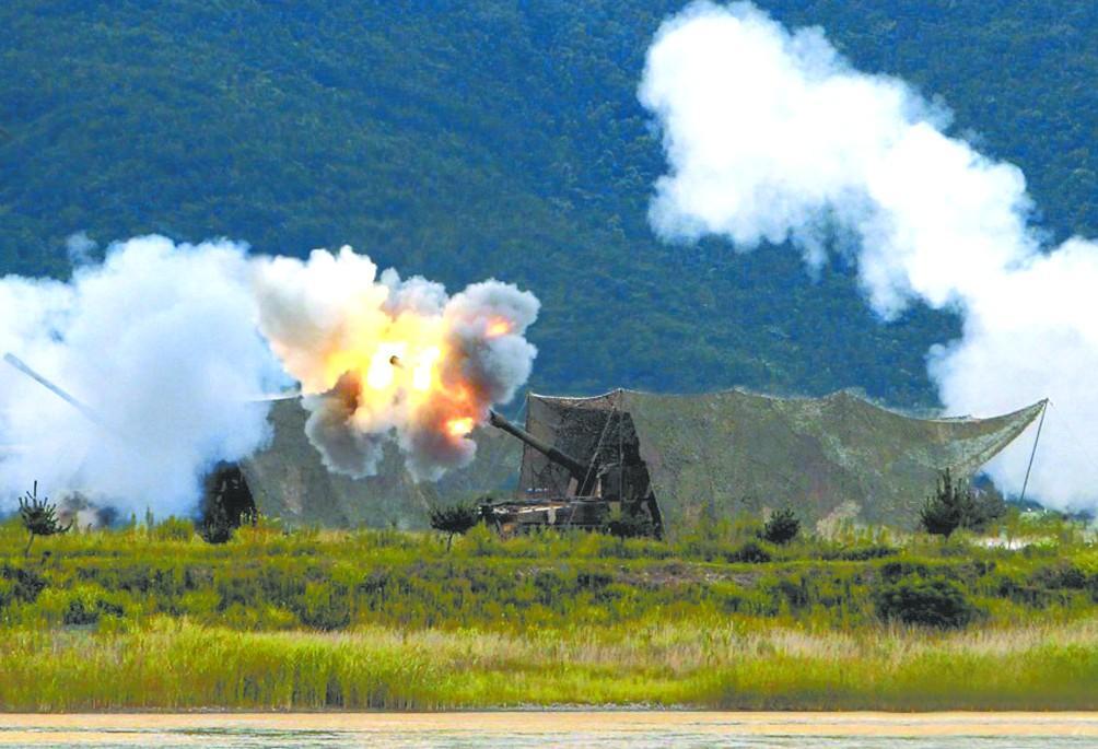 朝韩开炮后各说各的理 事件疑与韩国军演有关
