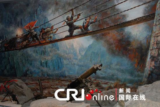 泸定铁索桥--永不磨灭的红色记忆