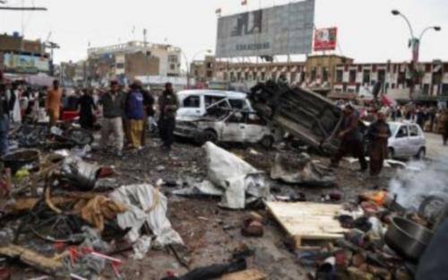 巴基斯坦逊尼派武装宣布对致116死爆炸负责