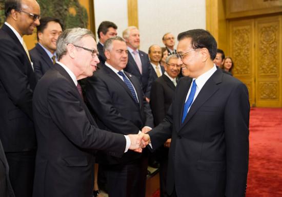 李克强:我们对中国经济充满信心