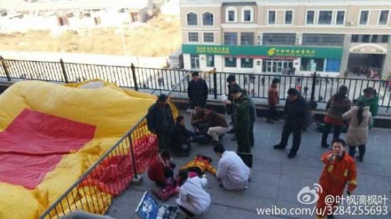 外媒:房地产业不景气中国建筑工人春节前讨薪难