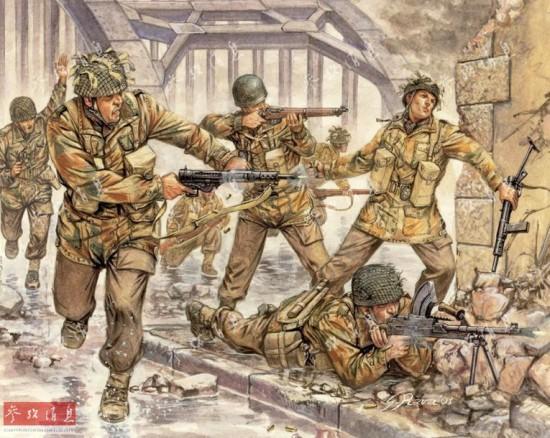 二战德军日军装备对比
