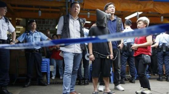 外媒:香港绑架案一人提讯 其余五人行踪成谜