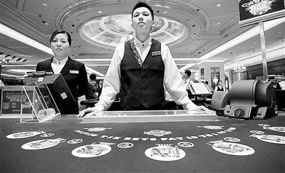 表明马卡帕加尔大道对豪赌客的吸引力越来越大