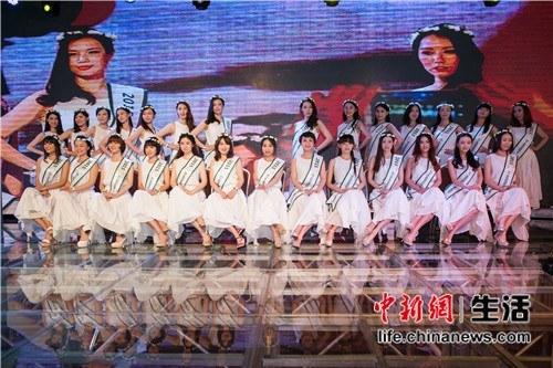 2015地球小姐张江女神评选启动