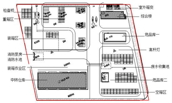 聚焦天津爆炸企业:系危险品货物集装箱大型集散中心