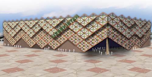2010年上海世博会乌兹别克斯坦馆