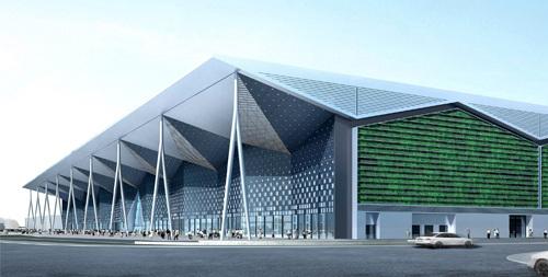 2010年上海世博会主题馆
