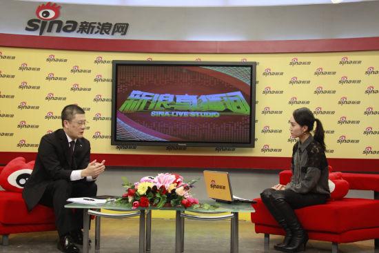杜邦北亚区企业传播事务总监徐俊接受新浪采访