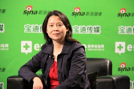 专家王洁做客名医堂谈肺癌防治。