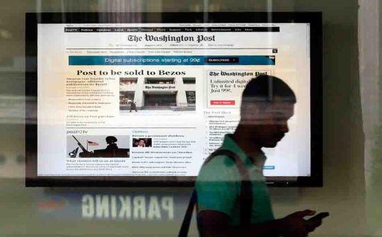 《华盛顿邮报》被收购后的生存之道