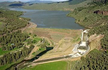 美国Ochoco大坝决堤事件