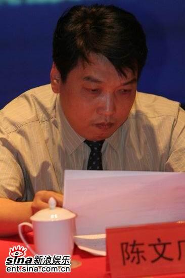 福建省广播影视集团党组副书记、总经理陈文广。(资料图)
