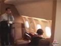 A318公务机内部