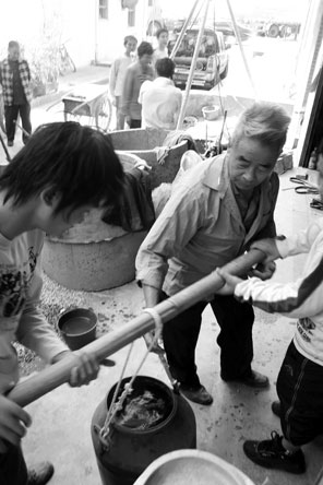 海沧一村庄遭集体停水